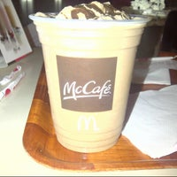 Photo taken at McCafé by Amanda R. on 5/19/2013