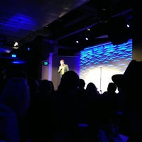 Photo taken at Parlor Live Comedy Club by Robin A. on 1/26/2013