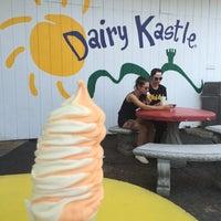 Photo taken at Dairy Kastle by Melanie R. on 9/4/2015