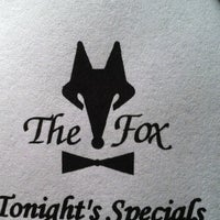 Photo taken at The Fox Jazz Cafe by Melissa G. on 10/5/2012