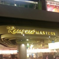 Photo taken at Rasapura Masters Food Court by otton a. on 2/17/2013