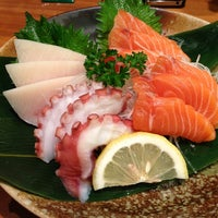 Photo taken at Sushi Tei by Jamie on 3/26/2013