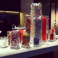 Photo taken at Lufthansa Business Lounge A (Schengen) by Cecilia J. on 10/5/2012