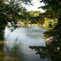 Photo taken at Giardini Margherita by Michey on 10/5/2012