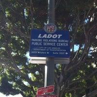 Photo taken at City of LA Parking Violations Bureau by LT X. on 1/4/2013