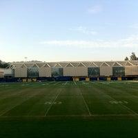 Photo taken at UCLA Spaulding Field by LT X. on 9/28/2012