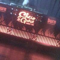 Photo taken at Cheio de Graça Lounge Bar by Fran R. on 2/23/2013