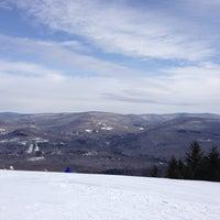 Photo taken at Belleayre Mountain Ski Center by Ellen C. on 3/16/2013