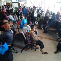 Photo taken at Gate 4 by Arief B. on 7/29/2015