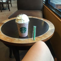 Photo taken at Starbucks by - ɳɵɛч ч❥ on 5/25/2016