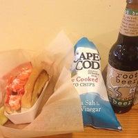 Photo taken at Luke's Lobster by Vinnie R. on 5/27/2013