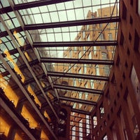 Photo taken at Vancouver Public Library by Hani A. on 11/20/2012