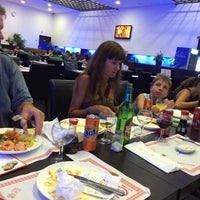 Photo taken at Wok Sushi by Petr B. on 7/7/2014