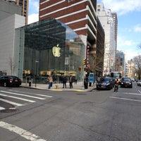 Photo taken at Apple Upper West Side by K@rTh!kk R. on 4/16/2013