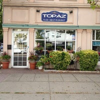Photo taken at Topaz Thai Restaurant by K@rTh!kk R. on 7/26/2013