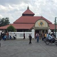 Photo taken at Masjid Gedhe Kauman by RangMudo on 7/31/2015