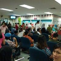 Photo taken at Immigration Dept (Jabatan Imigresen) by Kenneth S. on 2/1/2013