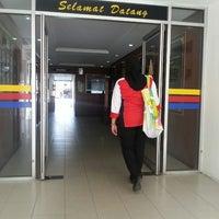 Photo taken at Jabatan Bomba dan Penyelamat Perak by Shikin N. on 2/27/2013