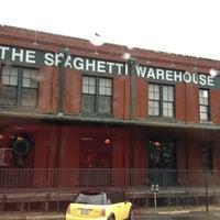 Photo taken at Spaghetti Warehouse by Gary E. on 1/29/2013