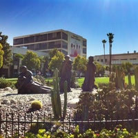 Photo taken at Loma Linda University School of Dentistry by Margie A. on 2/14/2013