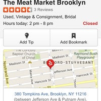 Photo taken at The Meat Market Brooklyn by The Meat Market !. on 10/17/2013