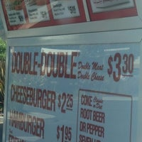Photo taken at In-N-Out Burger by DJ Jdawg G. on 7/28/2013