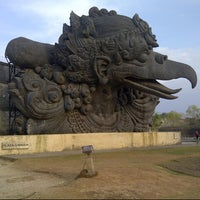 Photo taken at Garuda Wisnu Kencana (GWK) Cultural Park by Dwi A. on 9/28/2012