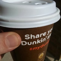 Photo taken at Dunkin Donuts by Thomas Michael C. on 2/27/2015