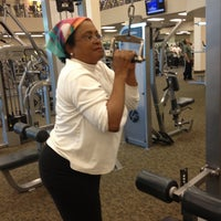 Photo taken at LA Fitness by Moor  Of Dundee L. on 4/24/2013