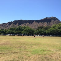 Photo taken at Kapiolani Regional Park by *🌴Cheryl G🌴 🌸😍🌸 on 7/14/2013