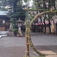 Photo taken at 大塚天祖神社 by u9chan on 6/25/2013