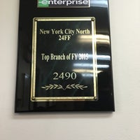Photo taken at Enterprise Rent-A-Car by Jessica on 3/10/2016