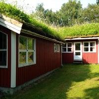 Photo taken at Åndalsnes Vandrerhjeim by Na H. on 7/6/2013