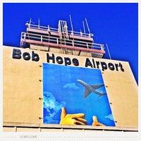 Photo taken at Bob Hope Airport (BUR) by John N. on 10/25/2012