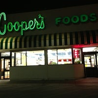 Photo taken at Cooper's County Market by Greg S. on 2/28/2013