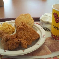 Photo taken at Bojangles' Famous Chicken 'n Biscuits - CLOSED by Bobby B. on 9/21/2015
