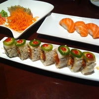 Photo taken at Wasabi Sushi and Grill by Chris N. on 6/12/2013