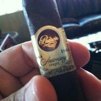 Photo taken at Little Havana Cigar Factory by PALO! on 12/20/2012