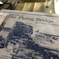 Photo taken at The Flying Bridge by Jenn S. on 12/1/2016