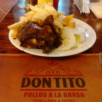 Photo taken at Don Tito by Gerardo S. on 5/24/2013