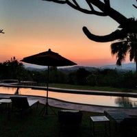 Photo taken at Naga Hill Resort by Andrew C. on 2/14/2015