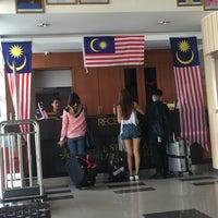 Photo taken at Hotel Seri Malaysia by Sulaikha F. on 8/20/2016
