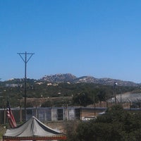 Photo taken at Barona Speedway & Dragstrip by Rachelle S. on 3/30/2013