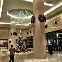 Photo taken at 北京中关村皇冠假日酒店 Crowne Plaza Beijing Zhongguancun by Mike S. on 12/7/2012