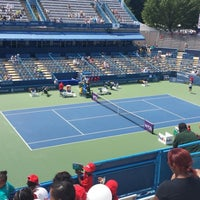 Photo taken at Citi Open Tennis Tournament by Jared C. on 7/28/2014