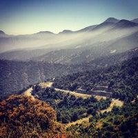 Photo taken at Cumbre Cuesta La Dormida by Mauricio P. on 3/29/2013