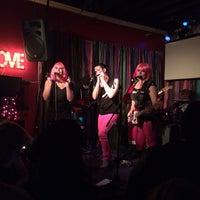 Photo taken at Lipstick Lounge by Lance C. on 11/2/2014