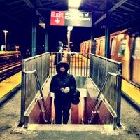 Photo taken at MTA Subway - Kings Highway (B/Q) by Rey G. on 12/30/2012