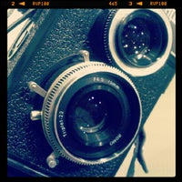 Photo taken at Lomography Embassy Store Chicago by Stephanie M. on 10/5/2012
