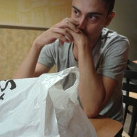 Photo taken at Subway by Marcos D. on 2/11/2014